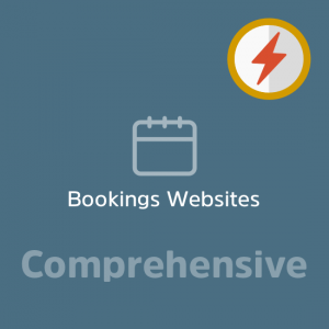 Comprehensive Bookings Site With Woocommerce