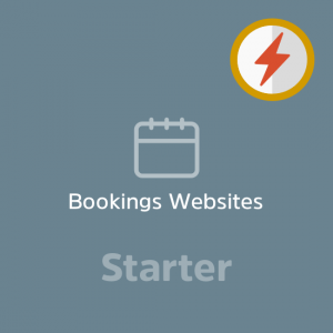 Starter Bookings Site With Woocommerce