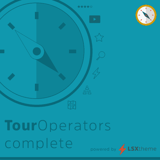 Tour Operator Complete Bundle