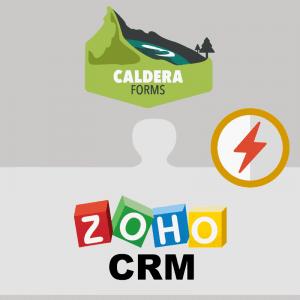 Caldera Forms Zoho CRM Addon