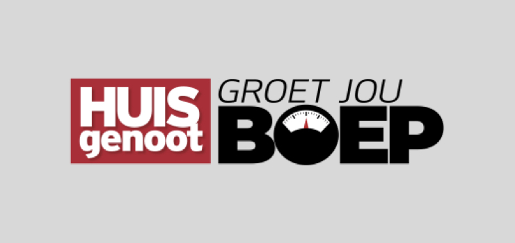 Groet Joe Boep