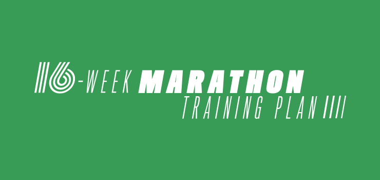 Full Marathon Training Plan