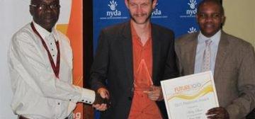 Ashley Shaw: Future 100 Platinum award Winner