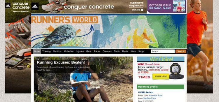 Case Study: Runners World