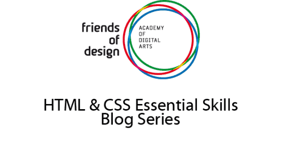 Friends of Design HTML and CSS training – Day 5