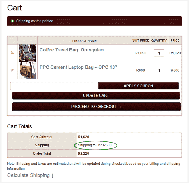 Cart-with-products-using-basic-table-rates-for-shipping-to-the-US
