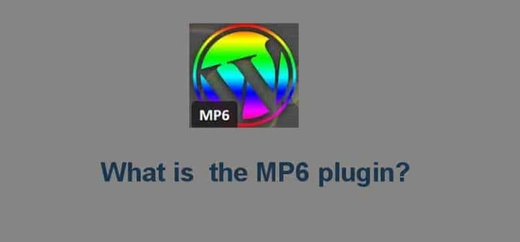 MP6 plugin: What is it?