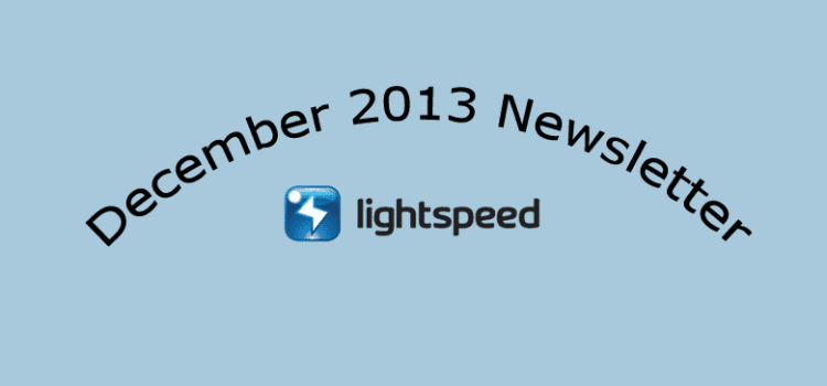 LightSpeed: Reminiscence of 2013