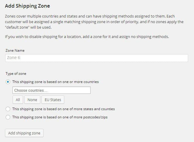 Add-Shipping-Zone
