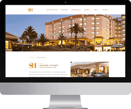 safari hotels