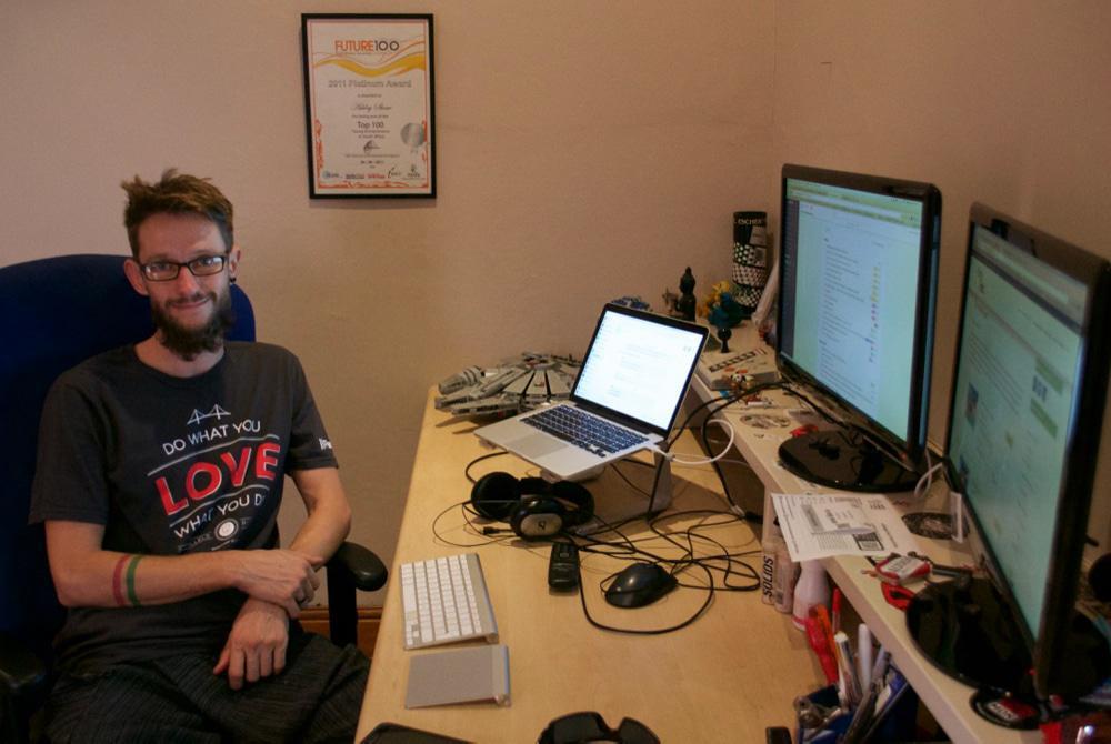 Ashley Remote Workspaces