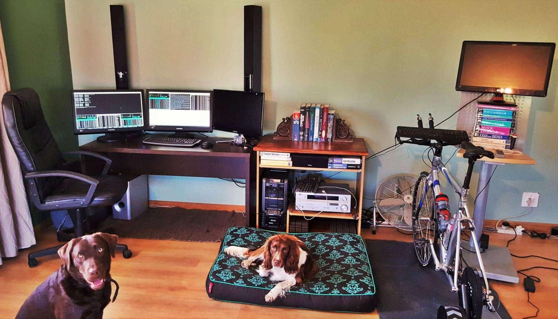 Chris Remote Workspaces