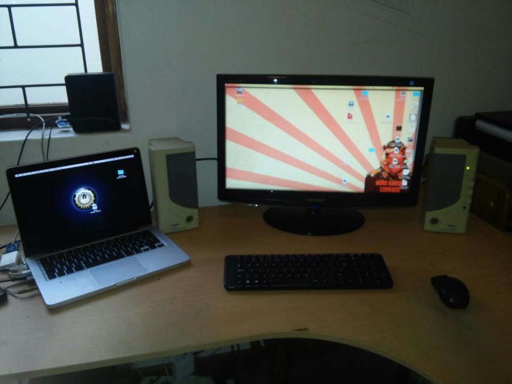 Warwick Remote Workspaces