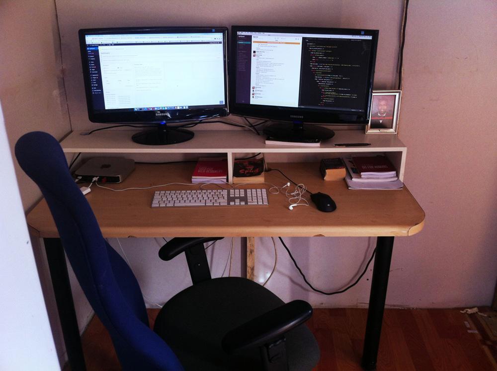 Xola Remote Workspaces