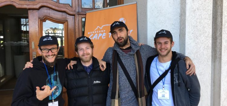 LightSpeed at WordCamp Cape Town 2016