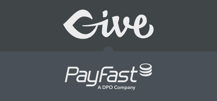 PayFast Add-on for Give Released on WordPress.org