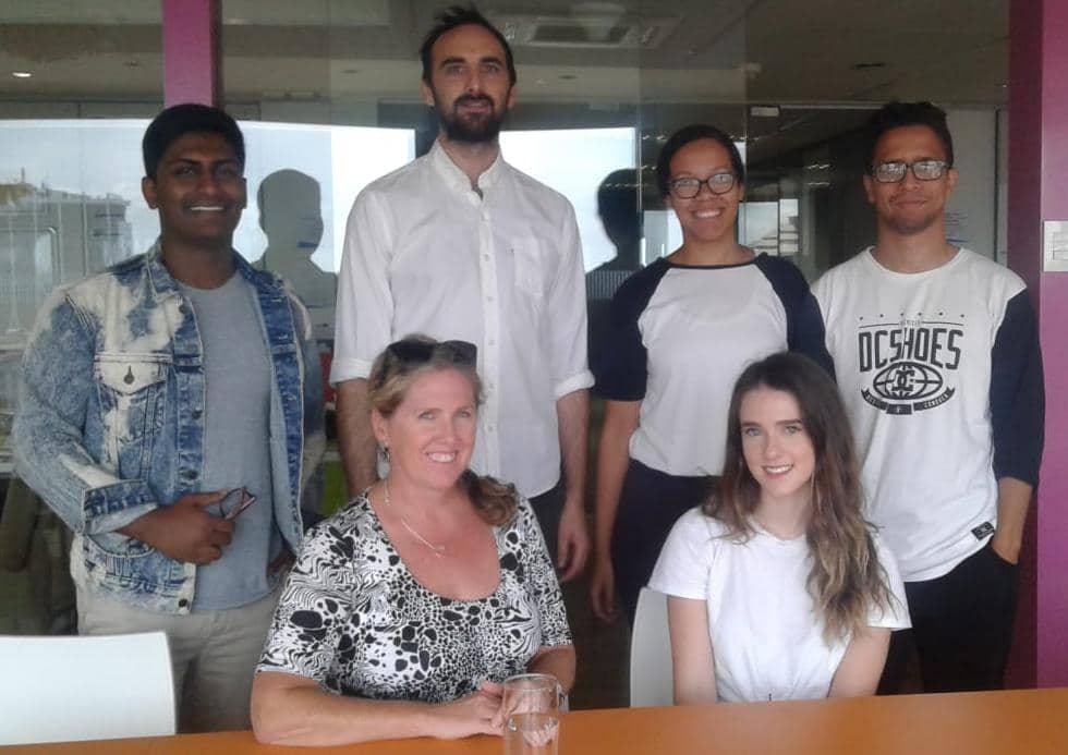 training media24 staff