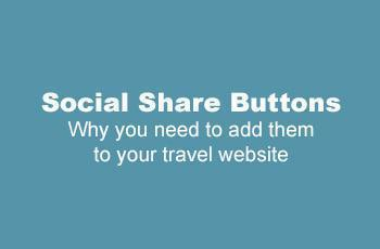 Social Share Buttons: Why You Need to Add Them to Your Travel Website