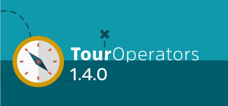 Tour Operator Plugin 1.4 Released